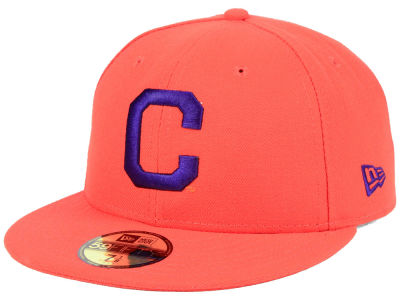 Clemson Tigers New Era NCAA Vault 59FIFTY Cap