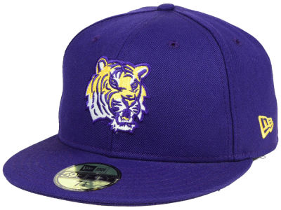 LSU Tigers New Era NCAA Vault 59FIFTY Cap
