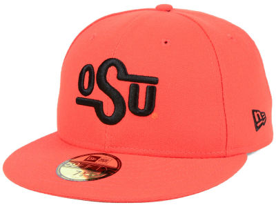Oklahoma State Cowboys New Era NCAA Vault 59FIFTY Cap