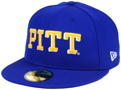 Pittsburgh Panthers New Era NCAA Vault 59FIFTY Cap
