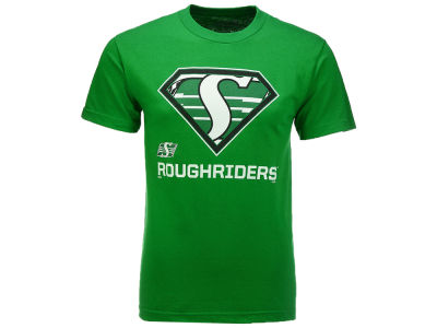 Saskatchewan Roughriders CFL Men's Superfan T-Shirt