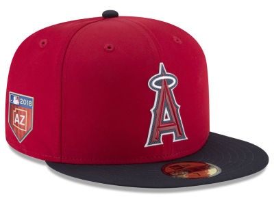 Los Angeles Angels New Era 2018 MLB Spring Training Prolight 59FIFTY Cap