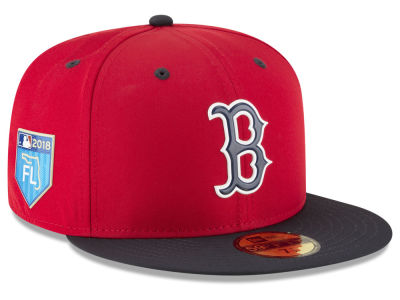 Boston Red Sox New Era 2018 MLB Spring Training Prolight 59FIFTY Cap
