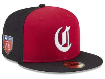 Cincinnati Reds New Era 2018 MLB Spring Training Pro Light 59FIFTY Cap