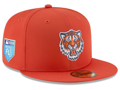 Detroit Tigers New Era 2018 MLB Spring Training Prolight 59FIFTY Cap