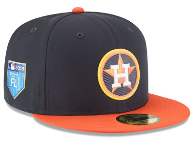 Houston Astros New Era 2018 MLB Spring Training Prolight 59FIFTY Cap