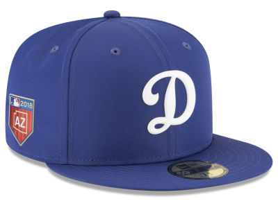 Los Angeles Dodgers New Era 2018 MLB Spring Training Prolight 59FIFTY Cap