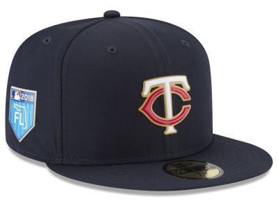 Minnesota Twins New Era 2018 MLB Spring Training Prolight 59FIFTY Cap
