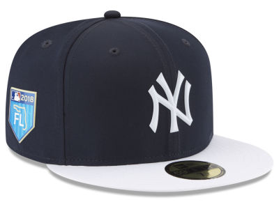 New York Yankees New Era 2018 MLB Spring Training Prolight 59FIFTY Cap