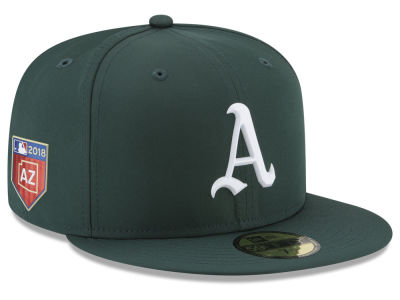 Oakland Athletics New Era 2018 MLB Spring Training Prolight 59FIFTY Cap