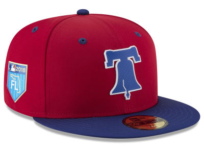 Philadelphia Phillies New Era 2018 MLB Spring Training Prolight 59FIFTY Cap