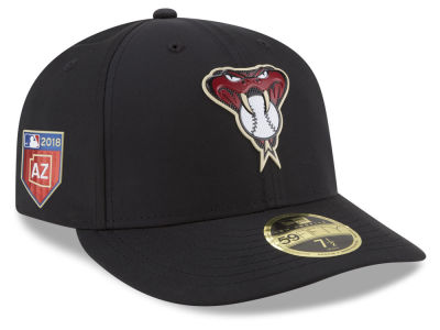 Arizona Diamondbacks New Era 2018 MLB Spring Training Prolight Low Profile 59FIFTY Cap