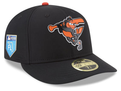 Baltimore Orioles New Era 2018 MLB Spring Training Prolight Low Profile 59FIFTY Cap