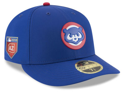 Chicago Cubs New Era 2018 MLB Spring Training Prolight Low Profile 59FIFTY Cap