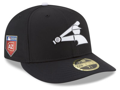 Chicago White Sox New Era 2018 MLB Spring Training Prolight Low Profile 59FIFTY Cap