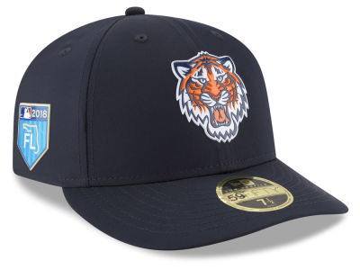 Detroit Tigers New Era 2018 MLB Spring Training Prolight Low Profile 59FIFTY Cap