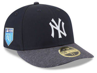 New York Yankees New Era 2018 MLB Spring Training Prolight Low Profile 59FIFTY Cap