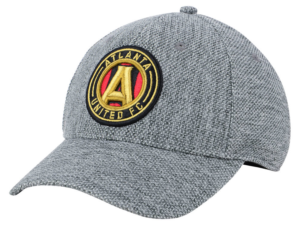 wholesale dealer f6080 5c851 ... uk atlanta united fc adidas mls penalty kick flex cap 4943a fa8bd