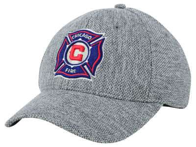 Chicago Fire adidas MLS Penalty Kick Flex Cap