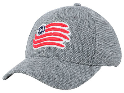 New England Revolution adidas MLS Penalty Kick Flex Cap