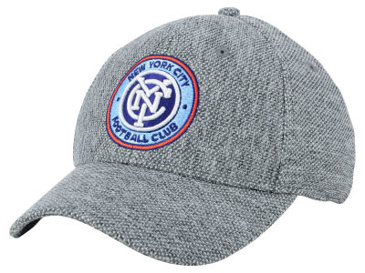 New York City FC adidas MLS Penalty Kick Flex Cap