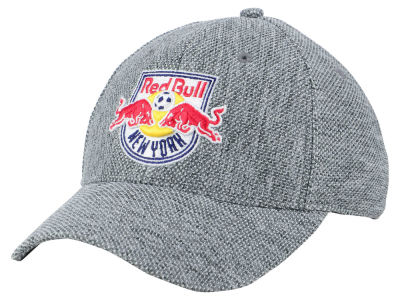 New York Red Bulls adidas MLS Penalty Kick Flex Cap