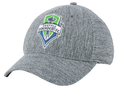 Seattle Sounders FC adidas MLS Penalty Kick Flex Cap