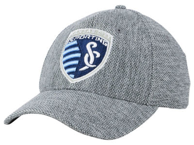Sporting Kansas City adidas MLS Penalty Kick Flex Cap