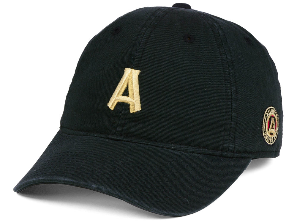 b26623fa731 Atlanta United FC adidas MLS Partial Logo Dad Hat