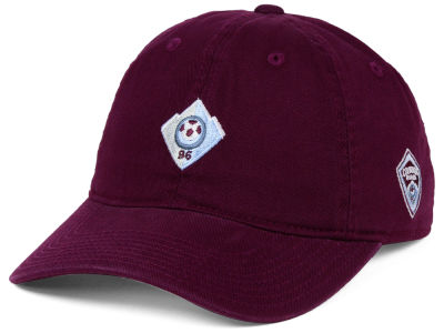 Colorado Rapids adidas MLS Partial Logo Dad Hat