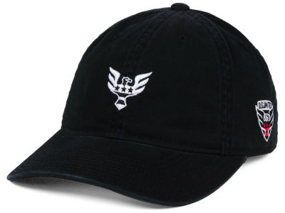 DC United adidas MLS Partial Logo Dad Hat