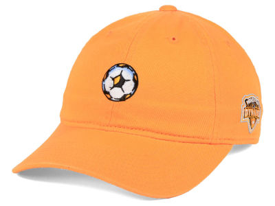 Houston Dynamo adidas MLS Partial Logo Dad Hat