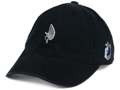Minnesota United FC adidas MLS Partial Logo Dad Hat