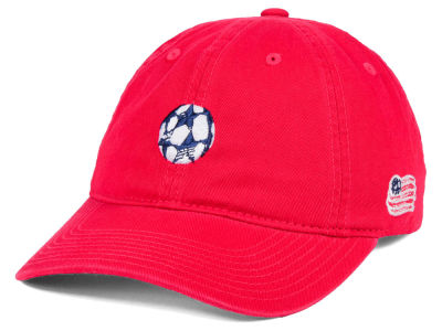 New England Revolution adidas MLS Partial Logo Dad Hat