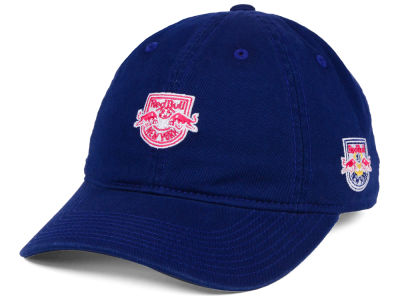 New York Red Bulls adidas MLS Partial Logo Dad Hat