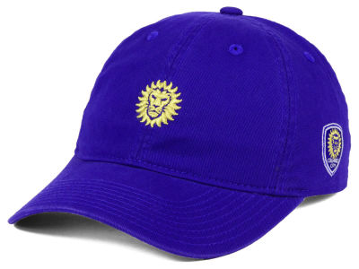 Orlando City SC adidas MLS Partial Logo Dad Hat