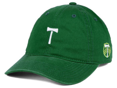 Portland Timbers adidas MLS Partial Logo Dad Hat