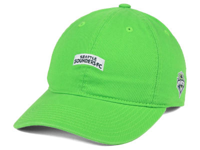 Seattle Sounders FC adidas MLS Partial Logo Dad Hat