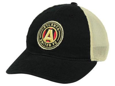 8c9ea4fe0e9 Atlanta United FC adidas MLS Bleached Trucker Cap