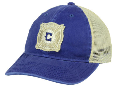 Chicago Fire adidas MLS Bleached Trucker Cap