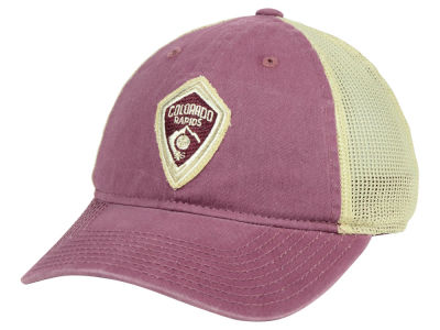 Colorado Rapids adidas MLS Bleached Trucker Cap