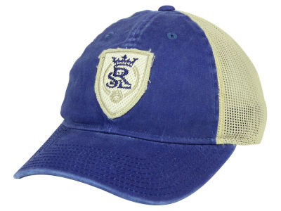 Real Salt Lake adidas MLS Bleached Trucker Cap
