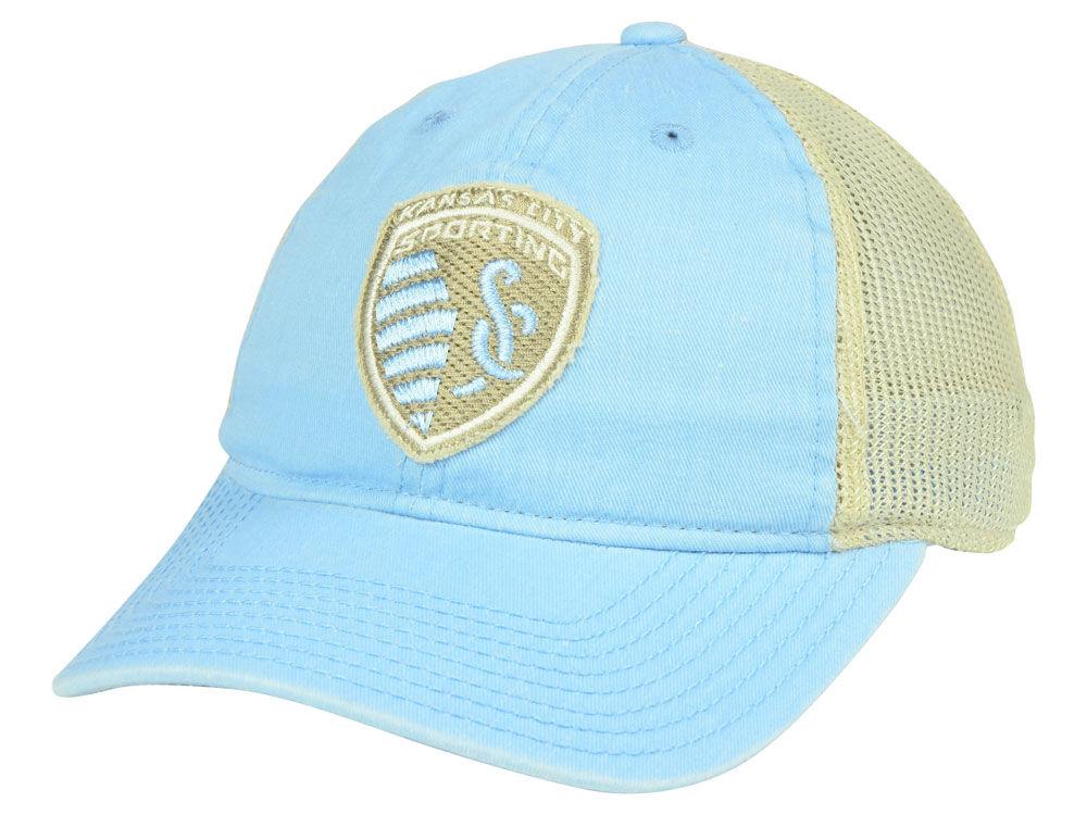 pretty nice 2f025 1dd8d ... snapback cap 20c63 f5ddd wholesale sporting kansas city adidas mls  bleached trucker cap 4a826 494cd ...