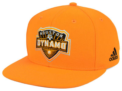 Houston Dynamo adidas MLS Poly Snapback Cap