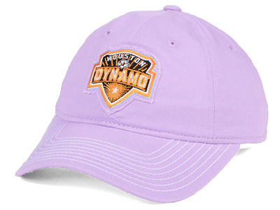 Houston Dynamo adidas MLS Pink Slouch Cap