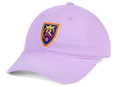 Real Salt Lake adidas MLS Pink Slouch Cap