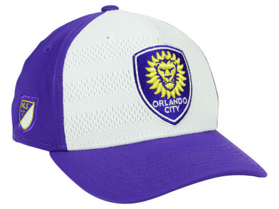 Orlando City SC adidas MLS Authentic Flex Cap