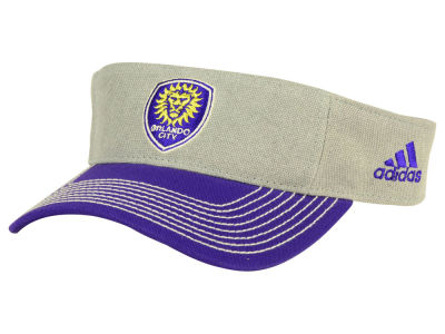 competitive price 2c400 48815 Orlando City SC adidas MLS Charcoal Visor · Orlando City SC adidas MLS  Charcoal Visor.  24.99. Orlando City SC adidas MLS Gray Snapback CapStyle -  20983571
