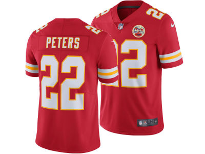 Kansas City Chiefs Marcus Peters Nike NFL Men's Vapor Untouchable Limited Jersey