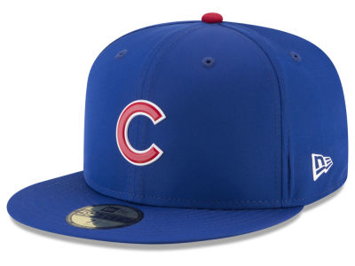 Chicago Cubs New Era MLB Kids Batting Practice Pro Light 59FIFTY Cap